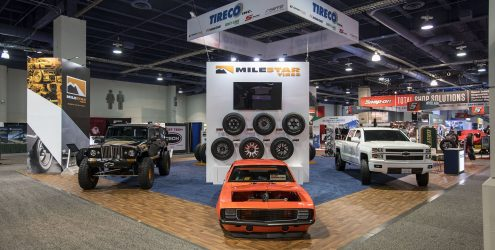 TIRECO TO DEBUT NEW BRAND FOCUSED BOOTH AT THE 2017 SEMA SHOW